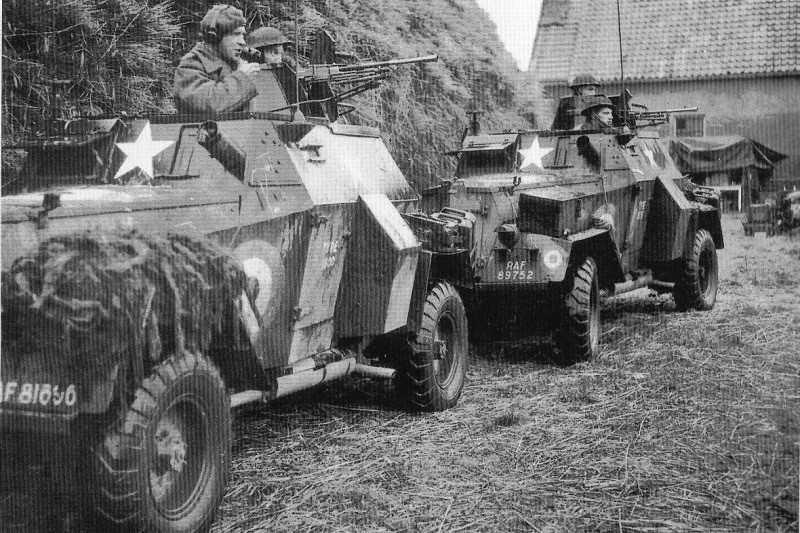 British Companies & Regiments in WW2 - Quartermaster Section