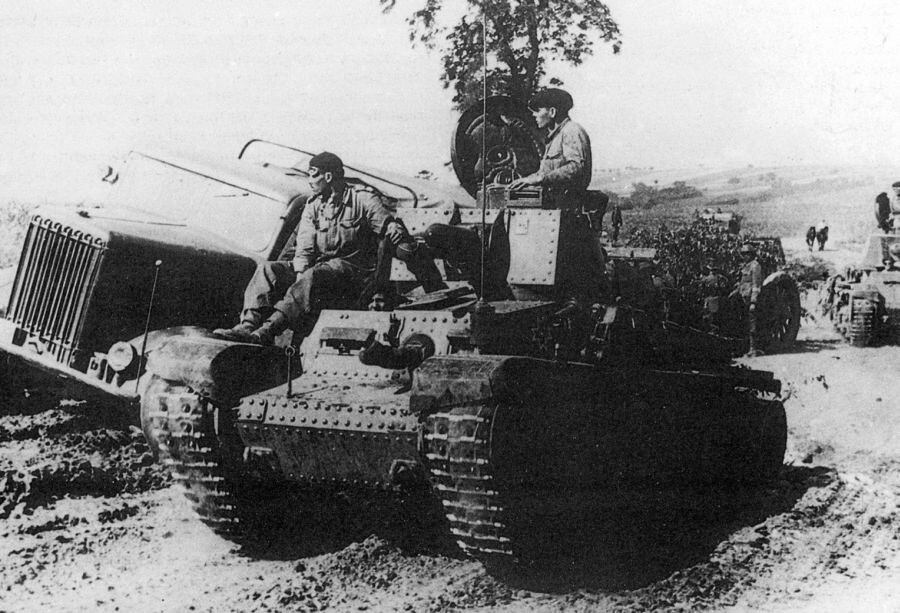 Russian Ww2 Tank Destroyers